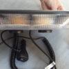 Magnetic warning roof light. Magnetic 12V