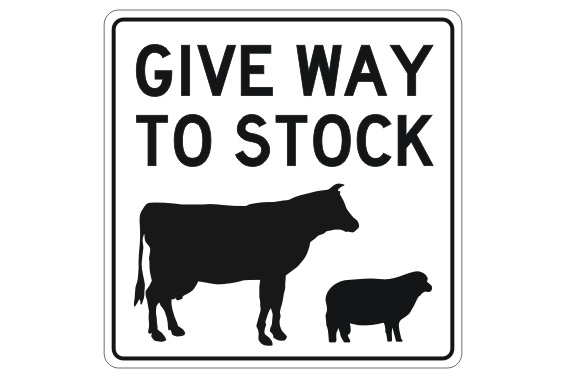Give Way to Stock R1-V6