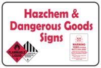 Farm Dangerous Goods and Poison Signs
