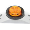 Amber LED marker light