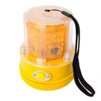 Portable Beacon Battery powered magnetic - Battery powered beacon light
