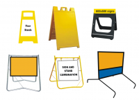 Sign Stands and A-Frames