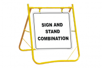 Stand with Sign Combination kits