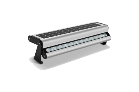 Solar Horizontal Light - Solar LED Light Bar