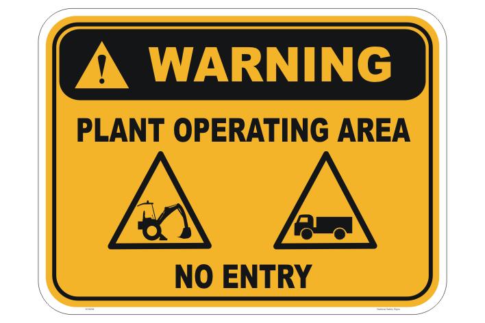 Machinery Plant Work Area